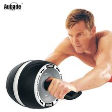 Aubade健腹轮男士胸肌训练健身器材家用肌肉腹肌轮运动健身健腹器