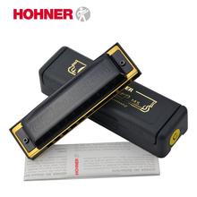 查看正品德国进口 Hohner和来十孔口琴Pro Harp SP20经典款包邮送皮套