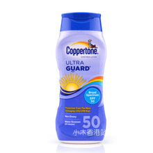 查看香港代购 Coppertone水宝宝 超强透气防水防晒乳液 SPF50 237ml