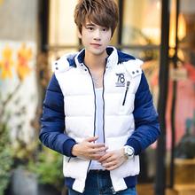 青少年秋冬装棉衣男新款韩版棉服学生加厚保暖棉袄男士冬季外套潮