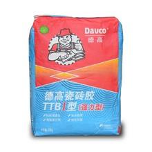 德高瓷砖胶TTB2型超强粘力 胶粘粉 粘合剂 强力抗下坠瓷砖粘结剂