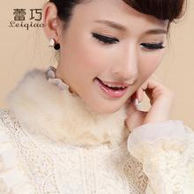 加绒蕾丝打底衫2017秋冬新款加厚打底衫女韩版修身长袖毛领蕾丝衫