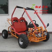 查看新款110CC双人迷你卡丁车UTV全地形车沙滩车四轮场地越野摩托车