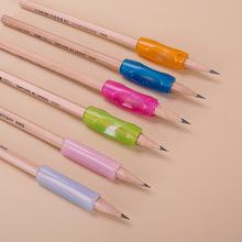 握笔器矫正写字姿势纠正 小学生儿童铅笔用 幼儿宝宝学习文具软胶