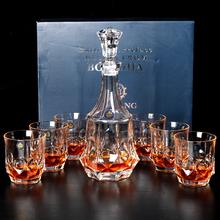 包邮Duoter欧式水晶烈酒杯白酒杯威士忌杯洋酒杯酒具套装酒樽B3