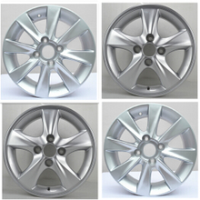 宏普铝轮适用于 现代瑞纳14寸铝合金轮毂  雅绅特 瑞纳 轮圈