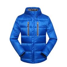 查看EXR男装羽绒服冬装新品保暖加厚韩版潮运动休闲上衣 EN1DJ405MC
