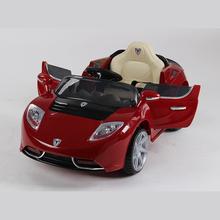 特斯拉儿童电动汽车蓝牙遥控童车宝宝可坐汽车儿童电动车四轮童车