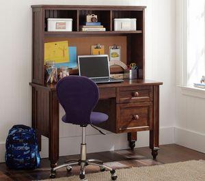家具定制 转角连体书桌柜电脑桌 写字台书柜组合一体桌家具价格: