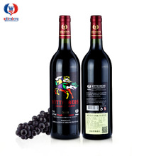 威登堡传奇凯旋干红葡萄酒红酒法国波尔多产区原瓶进口酒婚宴礼品