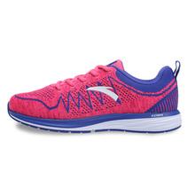 安踏跑步鞋女鞋 2017冬季新款运动鞋女 双承呼吸网跑鞋 12545503
