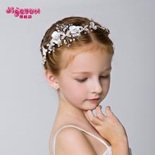 查看2015新款儿童礼服配饰 儿童头饰发箍  儿童发饰公主皇冠演出头饰