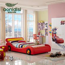奥妮帝斯儿童床男孩 汽车床个性主题套房家具