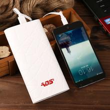 傲石超薄聚合物大容量手机充电宝20000毫安迷你通用移动电源正品