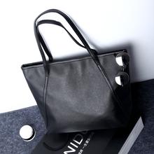 查看2015秋冬新款韩版女式休闲包潮流欧美时尚手提包单肩包女包大包包