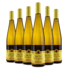 美圣 法国原装进口葡萄酒 卡丹特级琼瑶浆白葡萄酒干白750*6支装