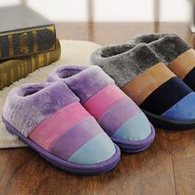 查看秋冬季棉拖鞋包跟厚底情侣家居防滑保暖居家男女月子拖鞋冬天特价