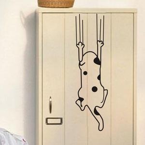 儿童房衣柜玻璃门人气排行 蘑菇小妹 卡通儿童房间卧室装饰贴 衣柜贴