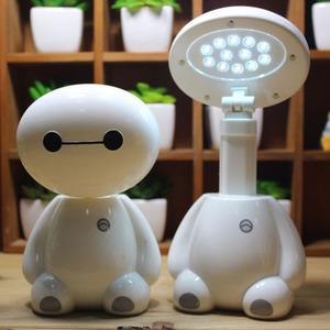 行 卡通小猫咪台灯卧室床头灯可调光装饰创意时尚温馨可爱儿童房礼物