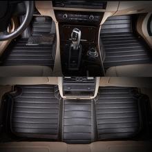 凯迪拉克大全包围汽车脚垫脚踏垫适用于ATSL CTS XTS凯雷德SRX