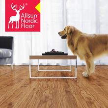 傲胜 强化复合地板 12mm 倩影白栎 耐磨地板 地暖地板 厂家直销