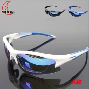 moon骑行眼镜近视偏光自行车眼镜防风镜山地车户外运动骑行装备价
