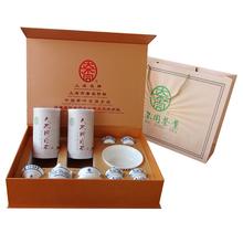 大不同福建白茶茶礼礼盒装(配有德化茶具)