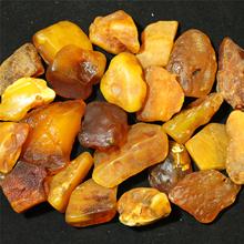 查看波罗的海琥珀蜜蜡原石原矿 20-50g 波兰精选海料
