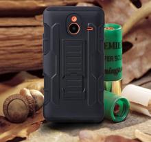 诺基亚640手机lumia 640XL手机支架保护壳微软640防摔三防手机套