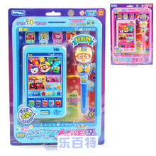 查看韩国正品进口 小企鹅智能玩具手机带笔 促进智力发育儿童玩具手机