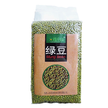 三益绿豆 农家绿豆 肉多皮薄 夏季必备 可发绿豆芽 纯天然佳品