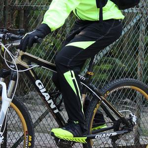 山地车秋冬骑行服人气排行 NUCKILY 自行车服秋冬季骑行服套装男女