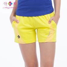2017夏羽毛球服装套装女款短裤 速干透气运动服球短裤女K6602