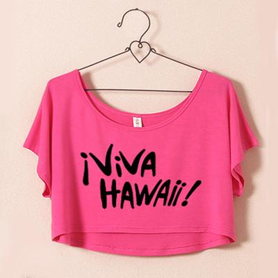 2015韩国夏宽松露脐短袖T恤女半袖高腰短款上衣漏肚脐潮短装韩版