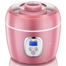 Bear/小熊 SNJ-B20G1智能全自动米酒机酸奶机 2L陶瓷内胆 家用