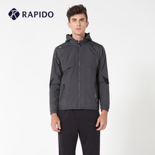 Rapido韩国三星 秋季男装休闲运动夹克上衣外套 CN4C357P2