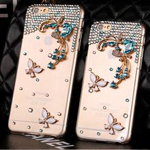 爱疯6 4.7寸水钻外壳iPhone6手机壳品平果6超薄ip6保护套i6外壳pg
