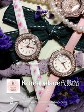 查看小竹韩国ost手表专柜代购4月樱花季新款甜美粉嫩手表腕表