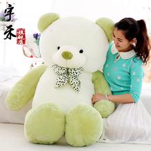 大号毛绒玩具泰迪熊抱抱熊 狗熊公仔 领结熊布娃娃玩偶生日礼物女
