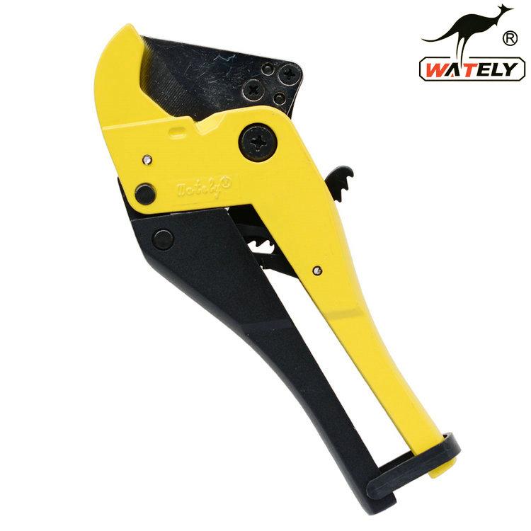 Heavy duty PVC com Tubo de alumínio de Corte de tubulação de água de PPR cortador de tubos de ferramentas de Corte de 42mm