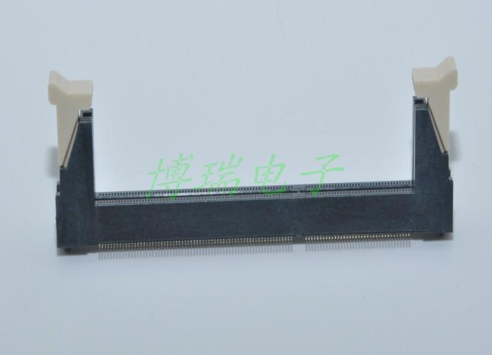 Original FOXCONNDDR slot atna297-aed-4f1.5V vertical mounting type DDR3 connector