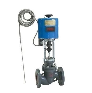 ZZWEP self regulating temperature control valve, self regulating valve, cast steel regulating valve DN80