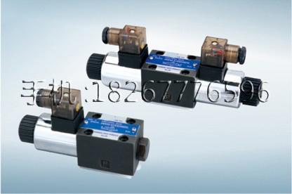 4WE6G50 / AG24N24 el solenoide de la Válvula hidráulica de presión de aceite hidráulico de la válvula solenoide de la válvula solenoide de la válvula direccional