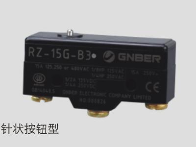 RZ-15G-B3 okamoto mikro - knapp - silver kontakt med lång livslängd.