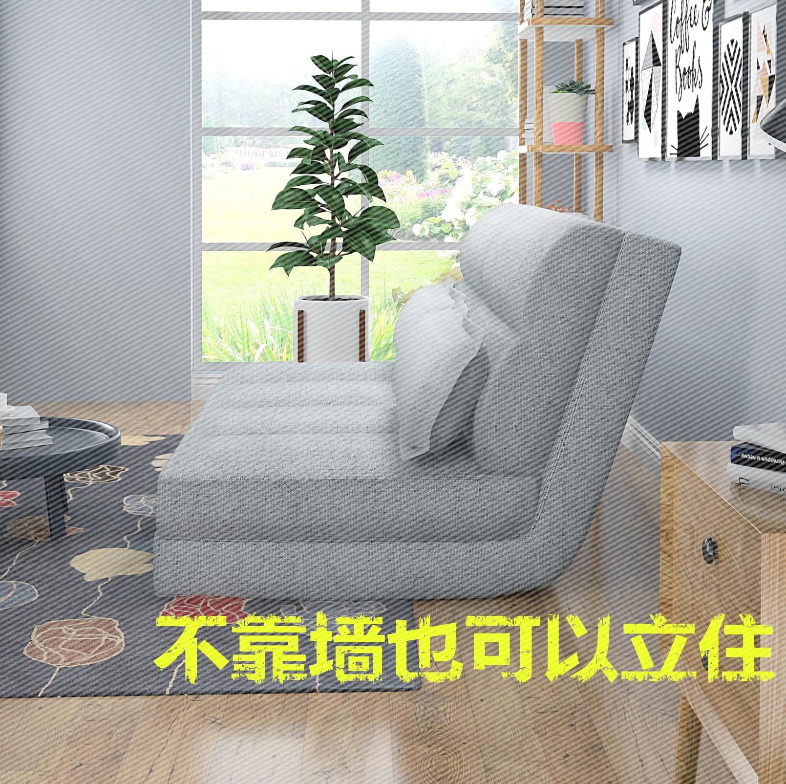 Ο καναπές 舒米佳 πτυσσόμενο καναπέ να μπορούν να πλένονται τατάμι διπλό δωμάτιο καναπέ κρεβάτι