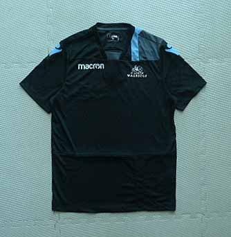 D3 macr0n足球橄榄球苏格兰战士橄榄球球衣亲子弹性轻便原单