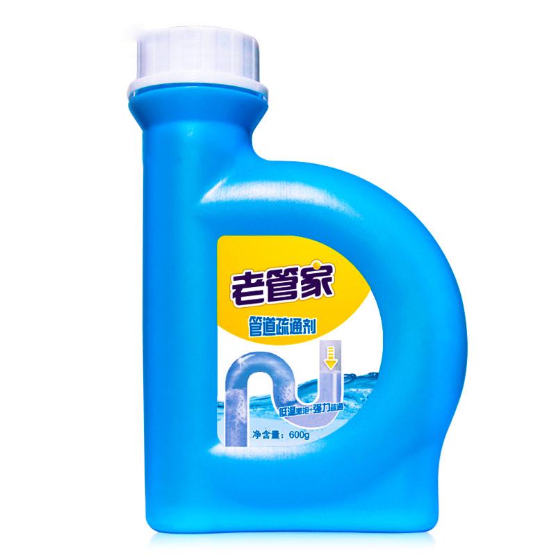 Fuerte deboucheur desodorante baño para limpiar los drenajes 168 botellas de baño de dragado.