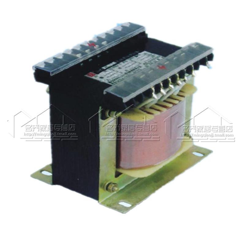 Máquina herramienta de control transformador monofásico trifásico 220V tensión variable JBK3-1600VA 380v personalización toda bobina de alambre de cobre