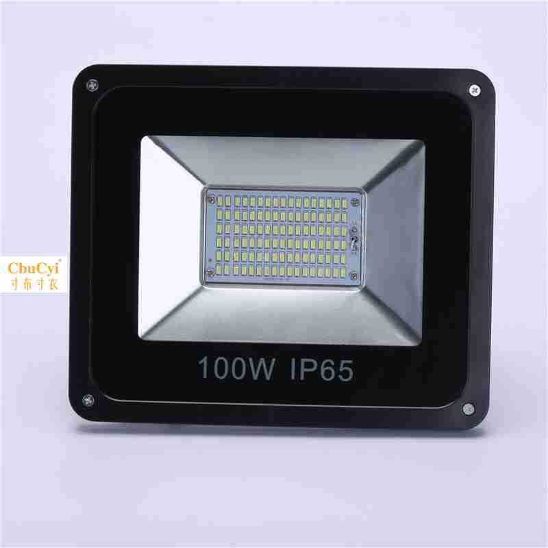 La Lámpara LED de las luces de las luces de la planta la planta de luz de una lámpara de luz 30W50W100W taller de almacenamiento