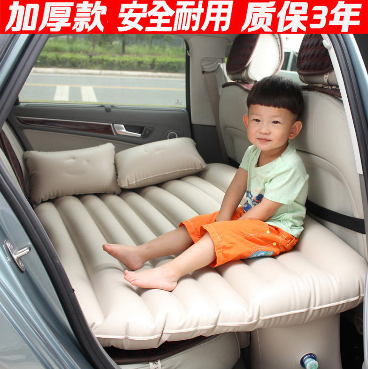 TOYOTA corolla cool Rand road special car folding car inflatable car in the back row bed Che Zhenchuang